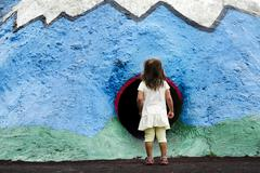 children - childhood - stock photo