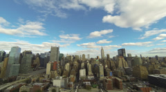New York City Timelapse Arkistovideo