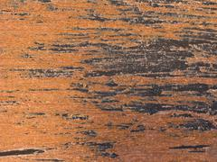 rusty steel texture - stock photo