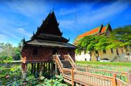 Stock Photo of Wat Thung Si Muang