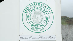 Do morgado cookies factory, vila franca do campo, san miguel island, portugal Stock Footage