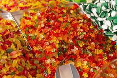 Gummy bear Stock Photos