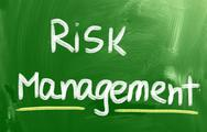 Stock Illustration of risk management concept