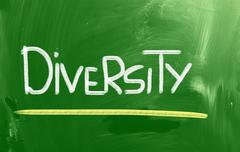 Diversity concept Stock Illustration