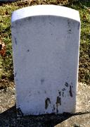 Marble headstone Stock Photos