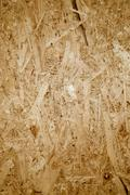 pressed and glued detailed timber - stock photo