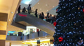 People in a shopping centre (only editorial use) HD Footage