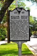 William doyle morgan house Stock Photos