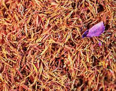 Spices on the arab market, souk Stock Photos