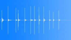 Single firework stereo - sound effect