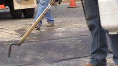 Contractor Stock Footage