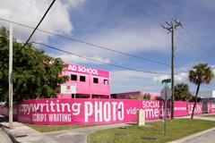 Miami Ad School - stock photo