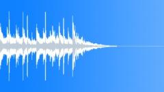 Ambient Molecules STINGER - stock music