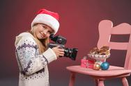 Stock Photo of xmas photography