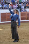 Spanish bullfighter on horseback pablo hermoso de mendoza  Stock Photos