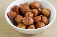 Stock Photo of bowl of nuts