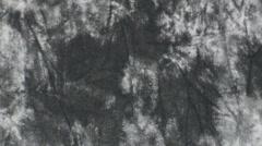 Background for illumination, grey, white, black spots. - stock footage