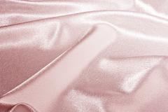 Pink silk Stock Photos