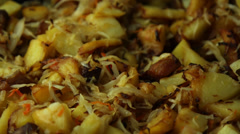 Potato Stock Footage
