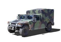 Military Humvee Kuvituskuvat