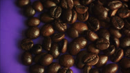 Stock Video Footage of coffe beans