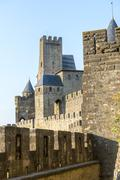 Stock Photo of carcassonne (france)