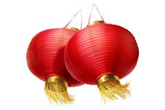 Stock Illustration of Chinese traditional lantern for Chinese New Year