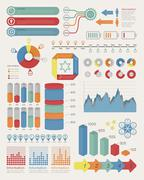 Infographic Elements , eps10 vector format Stock Illustration