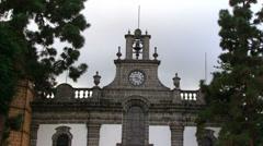 Spain - Gran Canaria - Teror Stock Footage