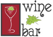 Stock Illustration of Logo for wine bar or restaurant