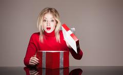 my gift to you. - stock photo