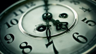 Stock Video Footage of Clock Face /  Clockface - 3D Animation