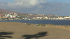 Spain - Gran Canaria Stock Footage