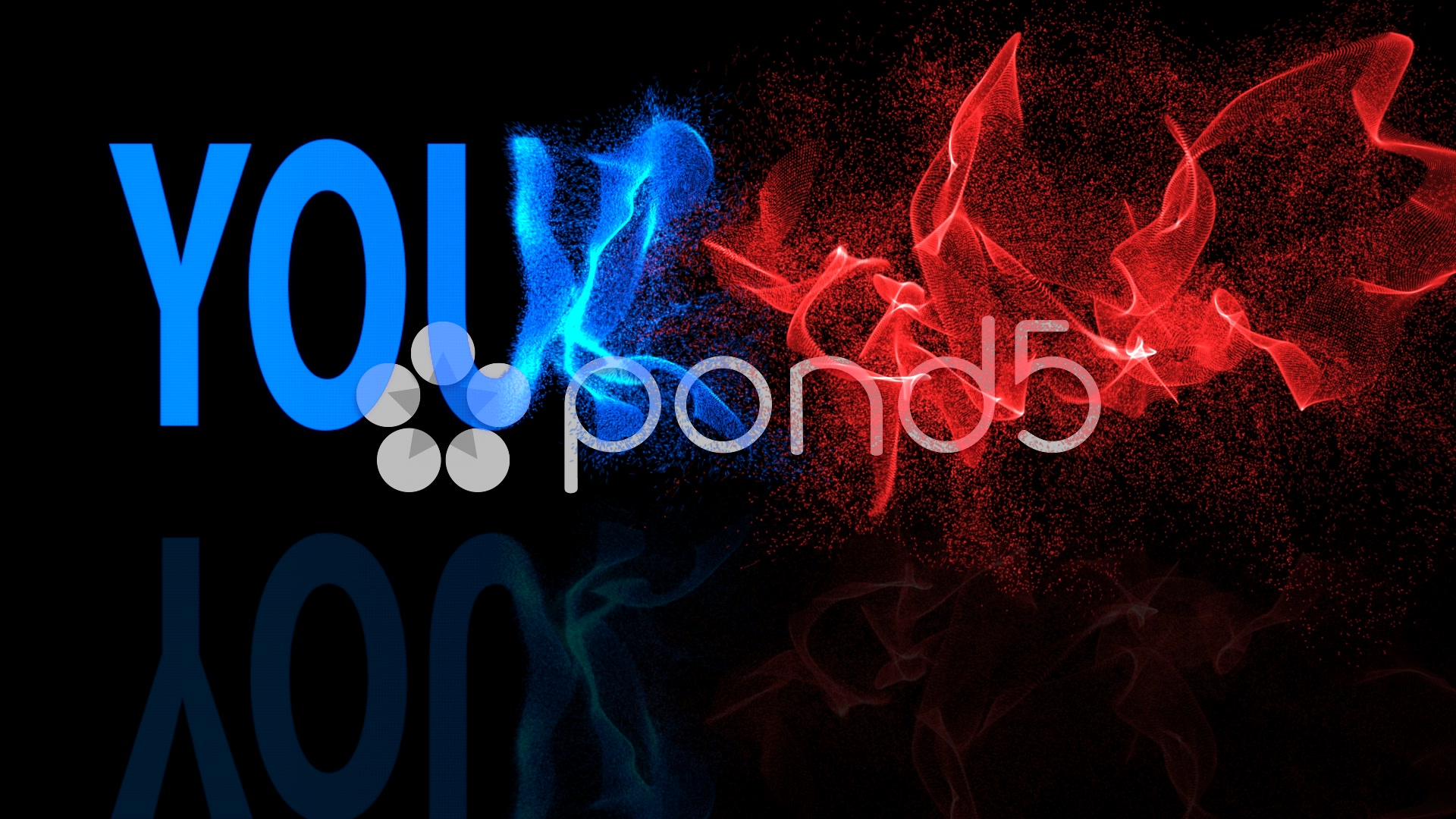 After Effects Project - Pond5 Particles Logo Build Animation 33263435
