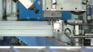 Stock Video Footage of Production Line