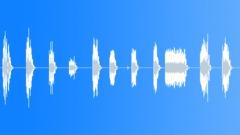 Set sounds harsh keyboards - sound effect
