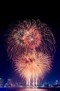Fireworks international Stock Photos