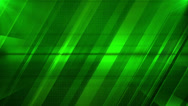 Stock Video Footage of Green News Background Loop