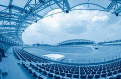 Stock Photo of sporting stadium