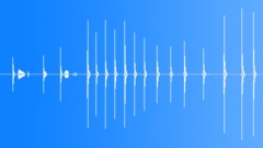 Cutting board 7 Sound Effect