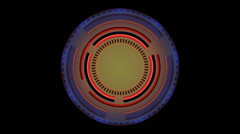 circle line energy - stock footage