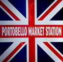 Stock Photo of portobello sign