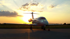 Stock Video Footage of Timelapse Sunset Citation