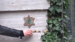 Stock Video Footage of Jewish Cemetery Berlin