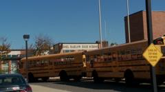 Joel Barlow High School (5 of 8) Stock Footage