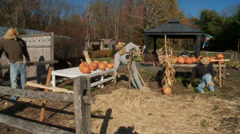 Harvest Festival (2 of 9) Stock Footage