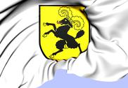 Stock Illustration of schaffhausen coat of arms
