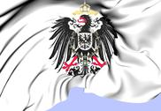 Stock Illustration of imperial eagle of german empire