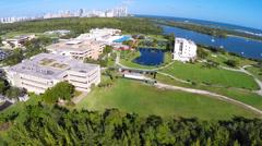 Florida International University Stock Footage