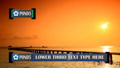 Mini & Max Lower Third Stock After Effects